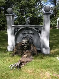 furniture design scary halloween decorations ideas