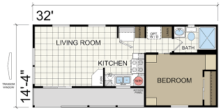 Park Model Home Floor Plans by Athens Park Model Rv 516 Redman Homes Redman Homes California
