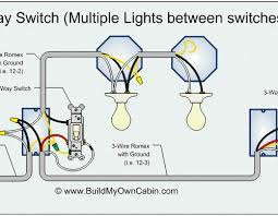 one switch two lights wiring diagram 3 way switch wiring 1 light