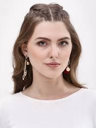 mismatched earrings buy mismatched earrings for women women s multi earrings online