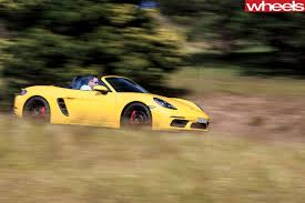 Porsche Boxster Review