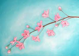 spring painting ideas delight your senses with canvas painting ideas for beginners