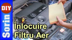 schimbare filtru de aer motor 1 6 16v seat leon 1m toledo 2