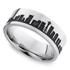 guys wedding bands 12 nerdy wedding rings for men