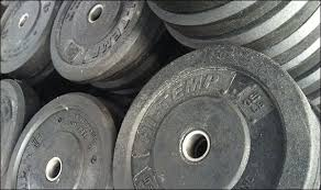 black friday weights bumper plates review selecting bumpers for a garage gym