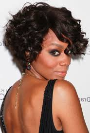 curly bob hairstyles for black women quick weave