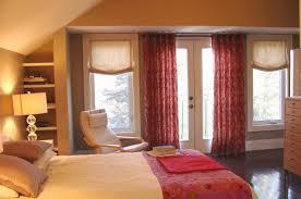 032 linen patterned grommet curtains u0026 linen soft roman shades