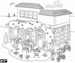 coloriage de chambre de fille dessin chambre bebe garcon 5 coloriage playmobil 224 imprimer