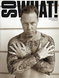 james hetfield is