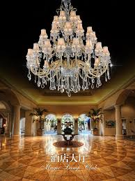 Indoor Chandeliers Big Chandeliers Indoor Hotel Modern Living Chandelier