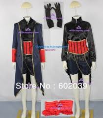 Black Butler Halloween Costumes Kuroshitsuji Black Butler Ciel Phantom Cosplay Costume
