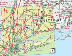 Block Island Map Rail Usa Eastern States Map U0026 Guide To 413 Train Rides Historic