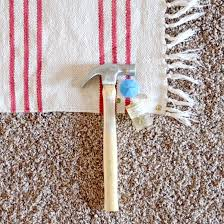 How To Make A Area Rug by How To Make Area Rugs Stay Put On Carpet Carpet Vidalondon