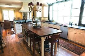 kitchen island pull out table impressive kitchen island with pull out table space saving kitchen
