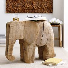 home decorators elephant her horton side table teak future house and woods