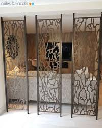 Metal Room Divider Baroque Wall Room Divider Laser Cut Screen Made In Australia By