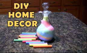Made In India Home Decor Diy Inexpensive Home Decor Ideas Salt U0026 Chalk Colorful Glass Vase