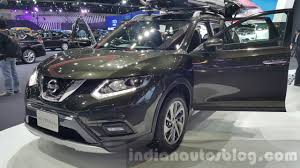nissan hybrid 2015 nissan x trail hybrid to launch in india at auto expo 2016