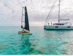 chambre r rig lagoon catamaran sale rental catamaran and luxurious yacht