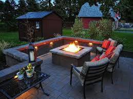 patio fire pits patio ideas with fire pit on a budget 5251