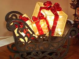 pre lit christmas gift boxes create a lighted gift box hgtv