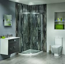 Bathroom Shower Panels Bushboard Nuance Corner Shower Board Pack 1200mm Uk Bathrooms