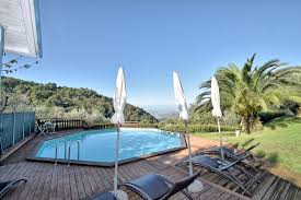 holiday house with pool in toscana in chiatri italy