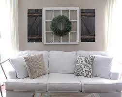 reclaimed wood decor etsy