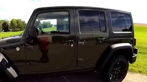 gecko green jeep for sale 2015 jeep wrangler green color youtube