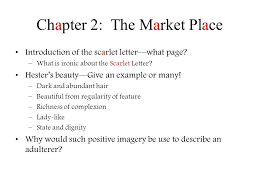 scarlet letter chapter summary sle letters formats