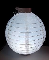 led lights for paper lanterns 20 white 16 led round paper battery lantern 608938972132 ebay