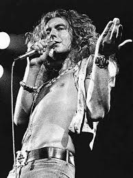 led zeppelin lava l led zeppelin robert plant in seattle 1972 by robert m knight