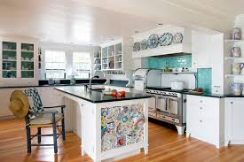 colorful kitchen islands kitchen island design ideas pre tend be curious