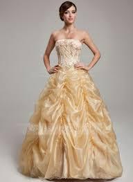 duchesse linie v ausschnitt knielang tull brautjungfernkleid mit scharpe band p656 25 süße goldfarbenes pailletten kleid ideen auf