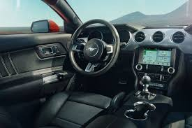Mustang Interior Accessories 2017 Ford Mustang Sports Car Top 8 Technology Features Ford Com