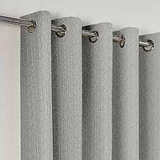 Grey Herringbone Curtains Dunelm Stylish Grey Baxter Lined Eyelet Curtains Grey