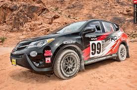 toyota rav4 racing 2015 toyota rav4 built by millen for rally america