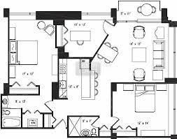 e floor plans 222 e pearson pearson on the park floorplans