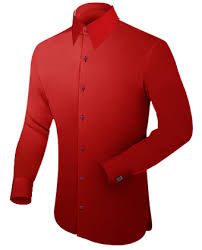 men s usa what is the important of red dress shirt in the field