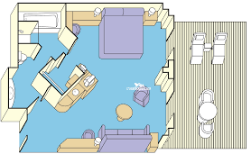sapphire princess suite category floor plans for suite staterooms suite these