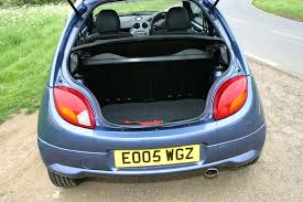 ford ka hatchback review 1996 2008 parkers