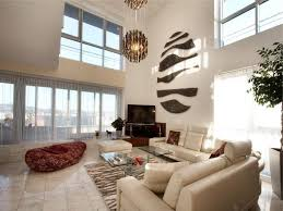 high ceiling lights for living room adding amazing beauty