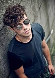 boys hair styles for thick curls best 25 men with curly hair ideas on pinterest men curly hair
