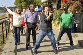 james roday and maggie lawson 2015 maggie lawson long time james roday s girlfriend but seperated