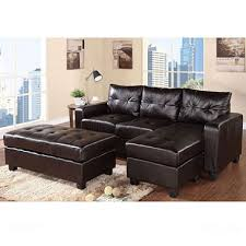 Sectional Leather Sofas With Chaise Aspen Reversible Chaise Sectional Choose Color Sam S Club