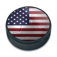 Football Country Flags Ice Hockey Puck Soccer Futbol Football Country Flag I Z Ebay