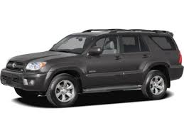 2006 toyota 4runner reliability 2006 toyota 4runner reviews ratings prices consumer reports