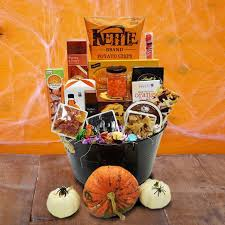 Vegetarian Gift Basket The Ghostly Gourmet Halloween Gift Basket Toronto Yorkville U0027s