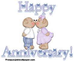 wedding wishes clipart free happy anniversary images animated free clip