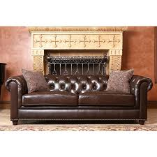 what is top grain leather sofa 7 best overstock leather sofa images on pinterest loveseats